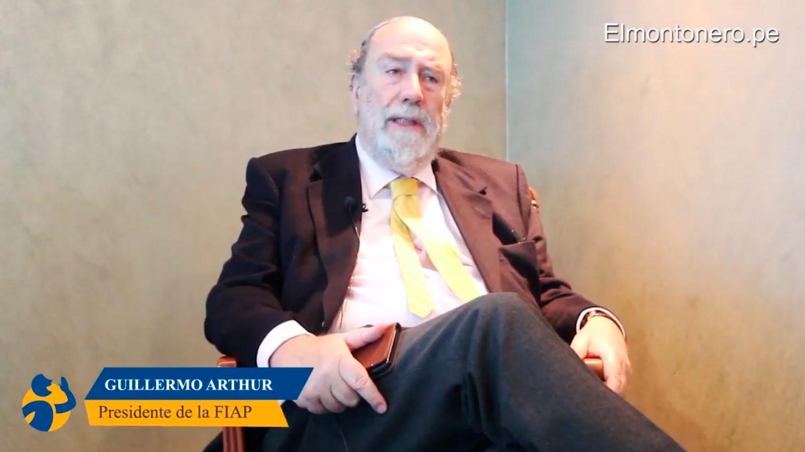 Guillermo Arthur (FIAP) – Sistemas de pensiones